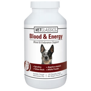 Blood & Energy Tablets