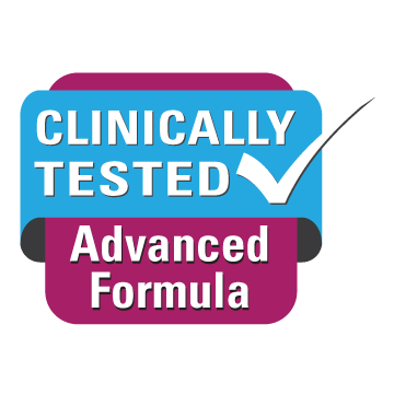 Clinically Tested Advanced Formula Seal