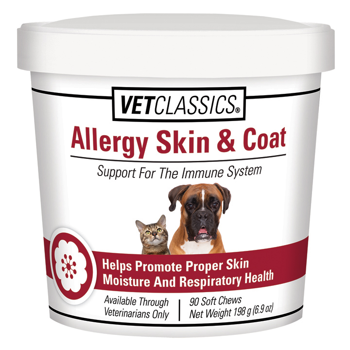 Allergy Skin & Coat Soft Chews